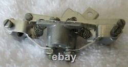 ULRICH Slot Car Chassis Eckerman front steering With suspension assembly complete