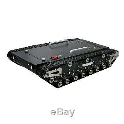 Upgraded 30Kg Load WT-500S Smart RC Robotic Tracked Tank RC Robot Car Chassis #