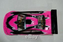 Xray T4 2018 Touring Car with Alum and Carbon Chassis with New Custom Painted Body