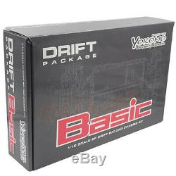 Yokomo 110 Drift Package Basic Chassis Kit EP RC Cars On Road #DP-DP8
