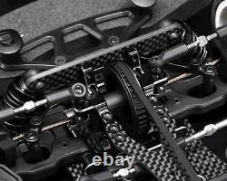 Yokomo BD9 1/10 4WD Electric Touring Car Kit withAXON Parts (Carbon Chassis)