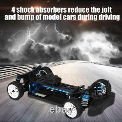 ZD Racing 110 Scale Drift Car Frame 4WD Aluminium Alloy & Plastic KIT