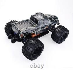 ZD Racing Camouflage MT8 Pirates3 1/8 4WD 90km/h Truck RC Car Frame KIT