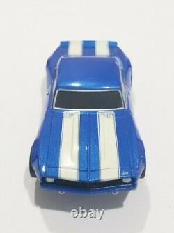 # 025 Outillage Perdu Rare Camaro Afx Mega-g 1.7 Voiture À Sous Châssis Long Ho. Nouveau