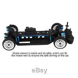 110 Arbre D'entraînement 4 Roues Motrices En Alliage Plastique Carrosserie Kit Cadre Pour Zd Rc Racing Car Drift