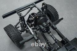 11 110rc Modèle Crawler Xtra Speed D90 Car Body Chassis Frame Kit & Wheel Battery