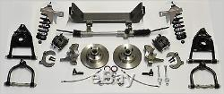 1935 1941 Ford Frame Voiture Camion Mustang 2 II Avant Ifs Coilovers Springs Amortisseurs