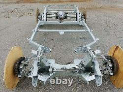 1963-67 Châssis À Rouleaux Pour Voitures Corvette Custom Resto-mod