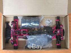 1/10 Alliage Et Carbone Sakura D4 Awd 4 Roues Motrices Drift Racing Kit Corps Du Corps # Kit-d4awd