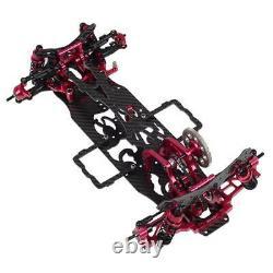 1/10 Alliage Et Carbone Sakura D4 Rwd Drift Racing Car Frame Kit Corps D4rwd