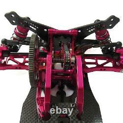 1/10 Alliage Et Carbone Sakura D4 Rwd Drift Racing Car Frame Kit Du Corps #kit-d4rwd