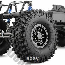 1/10 Axial Scx10 & Scx10 II 90046 Rc Crawler Car 313mm Châssis Empattement Cadre