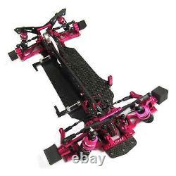 1/10 Kit Alliage Et Cadre Carbone Pour Sakura Xi-s Sport Touring Car #kit-sakxi-ssp