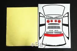 1/10 Rc Car Effacer Carrosserie 190mm Nissan 4 Portes Er34 Fit Yokomo Tamiya Châssis