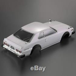 1/10 Rc Drift Car Body Shell Frame 257mm Killerbody Terminé