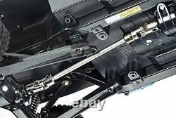 1/10 Voiture Électrique Rc Série N° 609 Mercedes-benz Unimog 425 Cc-01 Châssis Tamiya