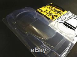 1/10 Voiture Rc Corps Clair 190mm Ferrari Enzo Fit Yokomo Tamiya Châssis