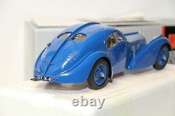 1/18 CMC Bugatti Typ 57 Sc Atlantic Coupé Chassis-nr 57.591 (r.b. Pope) 1938 Nouveau