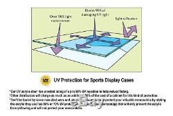 1/24 Échelle Voiture Miniature Affichage Porte-rack Case 16 Maintient Die Cast Nascar