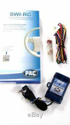 2004-2008 Kit Acura Tl D-din, Navigation Stsem, Harnes, Commande Au Volant