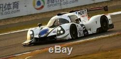 2016 Ligier Js P3 Prototype Leman's Wec Voiture De Condition État 32 Heures Châssis