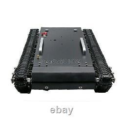 30kg Charge Wt-500s Smart Rc Roboted Tank Rc Robot Base De Voiture Châssis Pansz
