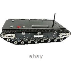 30kg Charge Wt-500s Smart Rc Robotic Tracked Tank Rc Robot Car Base Chassis