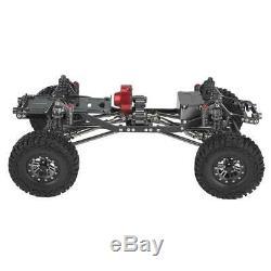 313 Fibres Métalliques À Commande Numérique Et Carbone Body Cadre Avec 1/10 Pour Bumpers Rc Cars Sur Chenilles
