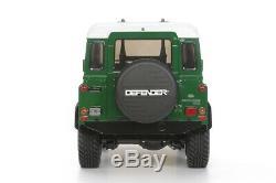 58657 Tamiya R / C Land Rover Defender 90 Model Car Kit Échelle 1/10 Cc-01 Châssis