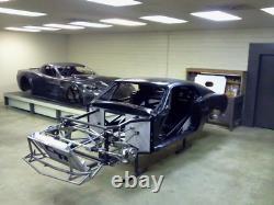 69 Mustang Supercar Race Car Châssis Plans