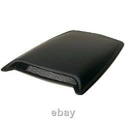 80004 Ventshade Hood Scoop Nouveau Noir Pour Chevy Le Sabre Avalanche Suburban Dodge
