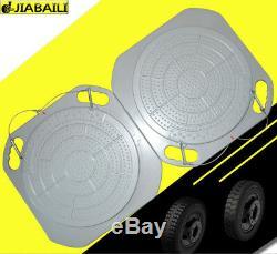 Aligneuse De Roue De Voiture Angle De Rotation Machine De Levage De Châssis Pièce De Positionnement Auto