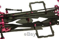 Alliage & Carbon Rc 1/10 4wd Drift Racing Kits Frame Voiture Pour Sakura D3 Cs 3r Op