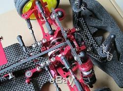 Alliage & Carbon Sakura Ultime XI Sport Pro 1/10 Touring Kit Frame Voiture