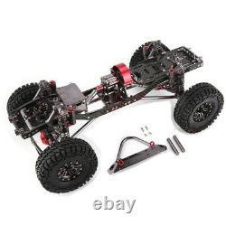 Alliage En Aluminium 110 Rc Crawler Body Chassis Frame Kit Pour Axial Scx10 Car