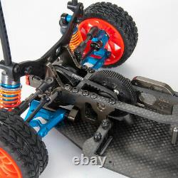 Alliage Et Carbone Rc 1/10 Drift Touring Racing Car Frame Kit Pour Sakur Xis Sport