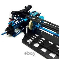 Alliage & Metal Drive Shaft 1/10 Rc 4 Roues Motrices Cadre Touring Car Kit Pour Tt01 Tt01e Nouveau