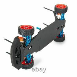Alloy&carbon Touring Car Frame Body Withwheel Fr Rc 1/10 Drift Racing Car Fram Kit