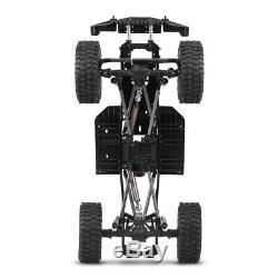 Austar De Châssis Empattement Frame Avec Tries Pour 1/10 Axial Scx10 Rc Voiture