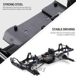 Austar De Empattement Frame Châssis Pour 1/10 Axial Scx10ii 90046 Rc Crawler Car