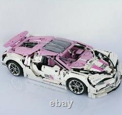 Bugatti Chiron Technic Sur Mesure 42083 Edition Limitée Super Rare