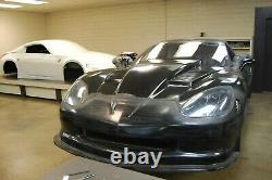 C6 Corvette Gt Course Châssis De Voiture De Course Planifie