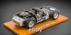 CMC 118 Diecast 1956 Maserati 300s Rolling Chassis Le De 3000 Mib M-109