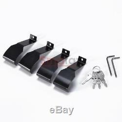 Cadre De Fenêtre Ajustable Pour Porte-bagages De Toit De Bagage Supérieur De Voiture En Aluminium Neuve