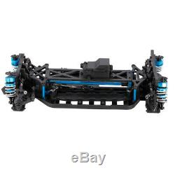 Cadre En Alliage Châssis Kit Pour 110 Rc Racing Car Adapter Lpr Hsp Hpi