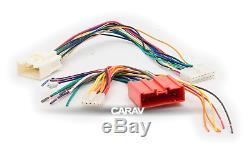 Carav 11-106-015-006 Kit De Tableau De Bord Fascia Pour Autoradio Pour Mazda (6), Atenza 2din