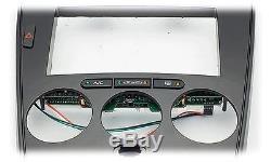 Carav 11-106 Kit De Cadre De Panneau De Façade Radio Pour Voiture Mazda 6 2002-07 A / C Manuel