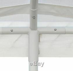 Carport Car Port Tente Canopy Abri 10 X 20 Pi En Acier Robuste Cadre