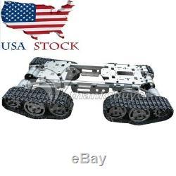 Châssis De Robot De Camion De Voiture De Citerne De Jouet Avec Le Châssis Américain Intelligent De Moteurs De Caterpillar