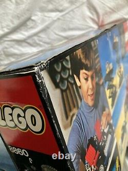 Châssis De Voiture Lego 8860 Technic Avec Moteur Plat 4, Nouveau